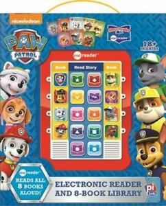Nickelodeon - Paw Patrol Me Reader Electronic Reader and 8-Book Library PI Kids
