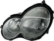 HEADLIGHT FRONT LEFT LAMP HELLA 1DR007 984-091