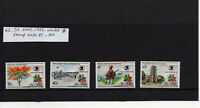 "(GB62) St Kitts - 1989 International Stamp Exhibition ""World Stamp Expo '89"" MNH"