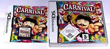 Spiel: CARNIVAL Games Die Jahrmarktparty für Nintendo DS + Lite + XL + 3DS 2DS