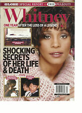 WHITNEY, ONE YEAR AFTER THE LOSS OF A LEGEND, GLOBE SPECIAL REPORT, SPECIAL 2013