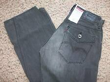 NEW LEVIS 514 SLIM STRAIGHT JEANS MENS 32X30 GRAY STYLE 006630031 FREE SHIP