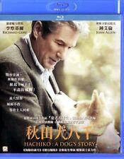 "Richard Gere ""Hachiko: A Dog's Story"" Joan Allen Drama Region  A Blu-Ray"