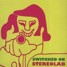 Switched On by Stereolab (CD) - **DISC ONLY**