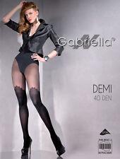 Gabriella Demi Tights – Black - 40 Denier 2
