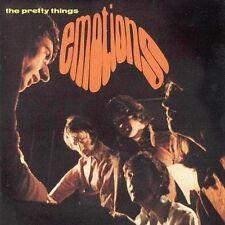 The Pretty Things - Emotions [UK Bonus Tracks] CD - Dick Taylor,Phil May