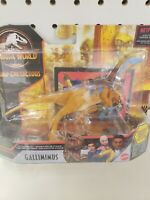 CAMP CRETACEOUS Jurassic World Park GALLIMIMUS Dinosaur Attack Pack READ INSIDE!