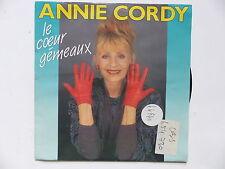 ANNIE CORDY Le coeur gémeaux CBS 654730 7