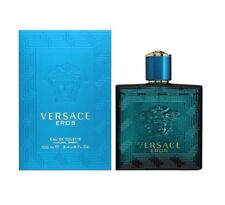 VERSACE EROS by Versace 3.4 oz EDT eau de toilette Spray Mens Cologne 100ml NIB