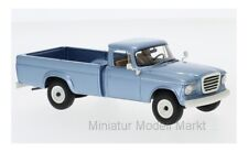 #47275 - Neo Studebaker Champ Pickup - metallic-hellblau - 1963 - 1:43