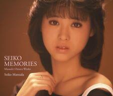 Matsuda SEIKO MEMORIES Masaaki Omura Works Blu-spec CD2 3 CD Japan MHCL-30498