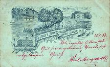 Militär- & Kriegs Lithographien vor 1914 aus Deutschland