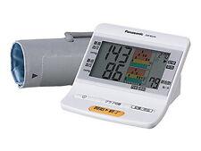 Upper Arm Blood Pressure Monitor EW-BU36-W Panasonic from Japan New F/S