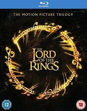 Lord of The Rings Trilogy 5051892181822 With Christopher Lee Blu-ray Region B