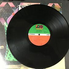 THE TRAMMPS - DISCO INFERNO   ATLANTIC  LP   VG