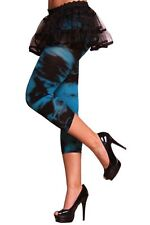 Valentines Accessories Blue Legging Good Match to Maid Costume And Mini Skirt