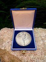 alte Grienauer Bronze Medaille 145g Kammer der gewerblichen Wirtschaft Wien 1981