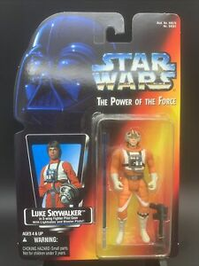 Kenner - Star Wars: Power Of The Force - Luke Skywalker - #9601 NIB