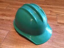 Vintage Bullard Hard Boiled Hard Hat w/ Liner Light Seafoam Green Helmet