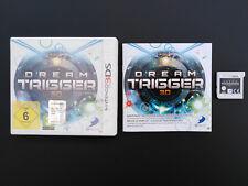 DREAM TRIGGER 3D 3DS 2DS NINTENDO ITALIANO