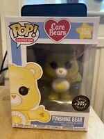 Funko Pop! Funshine Bear #356 Chase Glow in the Dark - Care Bears  Vinyl Figure