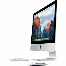 "Apple iMac MK442LL/A All-in-One 21.5"" Desktop Core i5 2.80 GHz 8G RAM 1TB HDD"