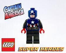 LEGO Custom Minifigure - CAPTAIN AMERICA - Toy Fair Exclusive - SUPER HEROES