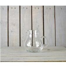 Clear Glass Jug Pitcher Water Wine Juice Cocktail 1800 ml Tall 17 cm