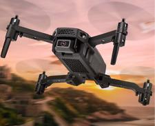 4K HD Dual Camera Wifi Mini Drone RC Quadcopter Wide Angle Selfie Drone 3 Batery
