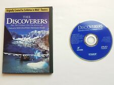IMAX - The Discoverers (DVD, 2000) free shipping