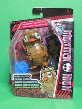 CAPTAIN PENNY Robecca Steam pet Secret Creepers Poupée Monster High Doll Mattel
