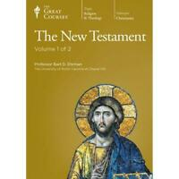 The New Testament Vol 2 Of 2 (Professor Bart D. Ehrman)