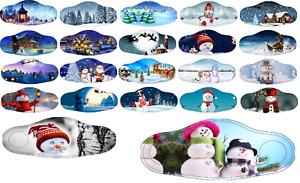 Reusable Washable Christmas design UK Face Mask Mouth Nose Covering Masks Gift