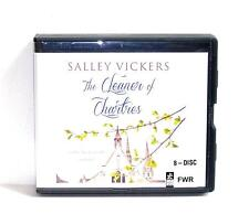 BOOK/AUDIOBOOK CD Salley Vickers Historical Fiction THE CLEANER OF CHARTRES