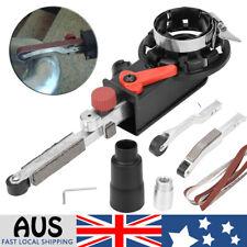 Belt Sander Sanding Adapter 100mm 4inch Angle Grinder Converter Set High Quality