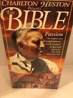 The Bible Charlton Heston VHS Video Tape Movie