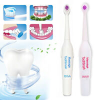 1Set Adult Children Electric Teeth Brush Oral Cleaning Toothbrush Dental Care