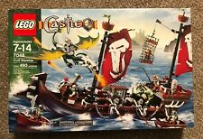LEGO Castle 7048 Troll Warship Discontinued New