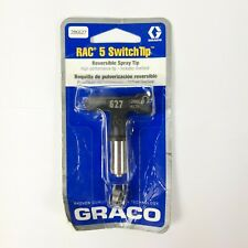 Graco Rac 5 SwitchTip #627 Reversible Spray Tip 286627 New Painting Parts Sealed