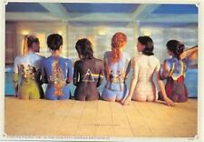 Pink Floyd Back Catalogue Postcard Official 10cm x 15cm