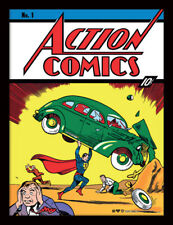 More details for superman action comics no.1 framed print