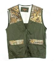 NORTHWEST TERRITORY CAMO HUNTING VEST MENS XLT Realtree CAMOUFLAGE New