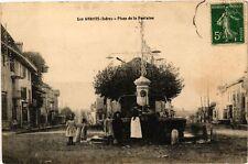 CPA  Les Arrets (Isére) - Plage de la Fontaine  (296048)
