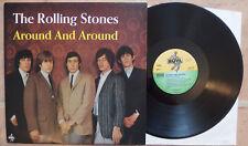 The Rolling Stones - Around and Around RARE GER NM Conditon Press RARE