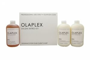 OLAPLEX GIFT SET 525ML BOND MULTIPLIER NO.1 + 2 X 525ML BOND PERFECTOR NO.2 + AP