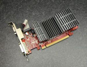 ASUS ATI Radeon HD 4350 EAH4350 SILENT/DI/256MD2 (LP) Low Profile Graphics Card