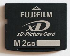 Fujifilm xD-Picture Card Speicherkarte 2GB