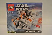 Lego 75074 - Snowspeeder - STAR WARS - Disney - BRAND NEW/FACTORY SEALED