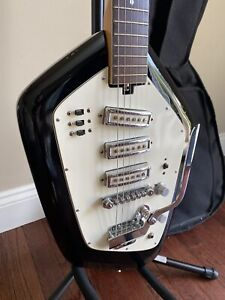 Teisco Del Ray 1970s Electric Guitar