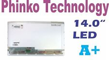 """NEW 14.0"""" LED Screen For HP TOSHIBA LTN140AT07, LP140WH1"""